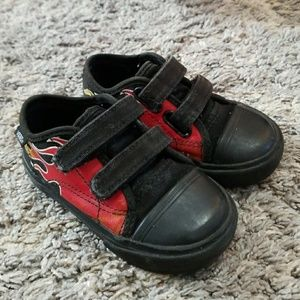 Toddler fire vans
